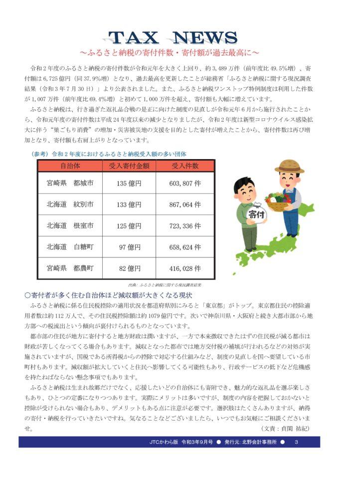 JTCかわら版9月号Vol.200-03